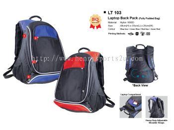 LT103 Laptop Back Pack