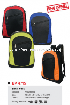 BP4715 Back Pack