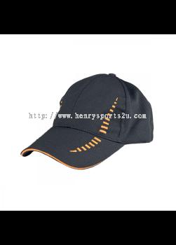 CP1802 Black Oren Sport Cap