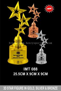 IMT 088 Exclusive Crystal Trophy