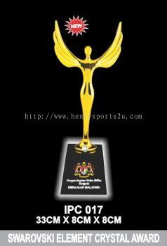 Golden Series Trophy
