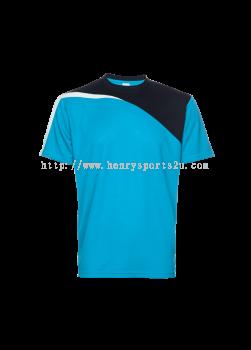 QD5728 Oren Sport Quick Dry Round Neck Short Sleeve Plain Tee