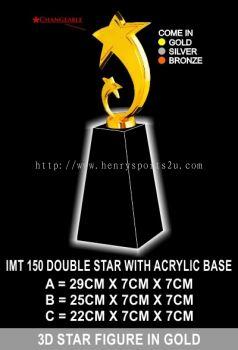 IMT 150 Acrylic Base_Star