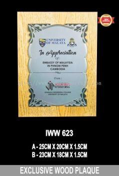 IWW 623 EXCLUSIVE WOOD
