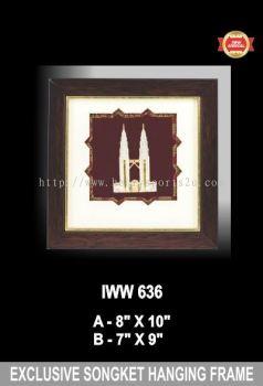 IWW 636 EXCLUSIVE SONGKET