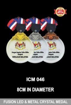 ICM 046 FUSION LED & METAL CRYSTAL MEADL