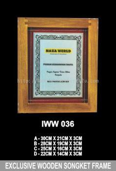 IWW 036 WOOD SERIES