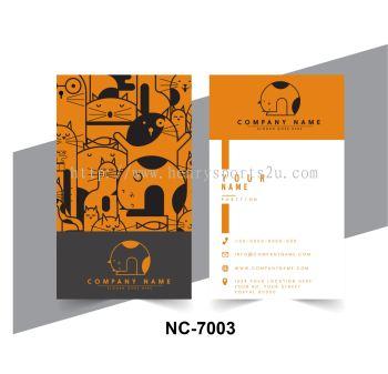 Pet Name Card - NC7003