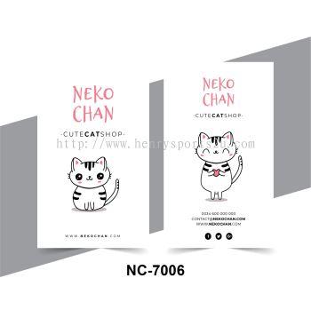 Pet Name Card - NC7006