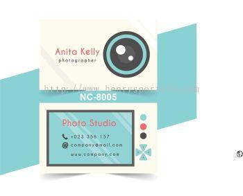 Photograph Name Card - NC8005