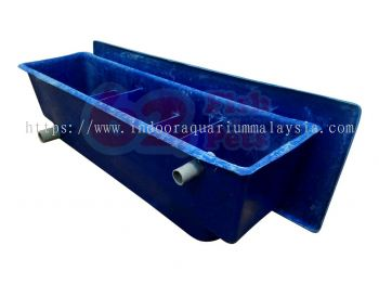 AQUARIUM FIBERGLASS FILTER TANK