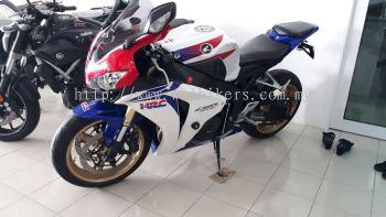 Honda CBR1000RR Rabbit Edition 2012