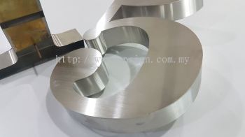 Stainless steel 3D boxup unit no.