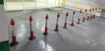 Moveable Road Cone