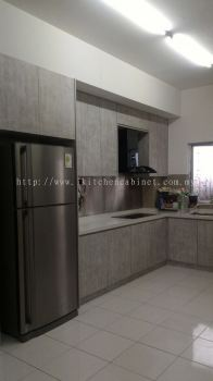 Z14 �C Kitchen Cabinet With Melamine Door