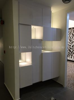 SC 1 �C Shoe Cabinet With Melamine Board