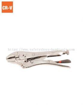 Curved Jaw Locking Pliers (S048002)