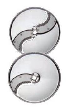 Wavy slicers - 2 mm to 10 mm
