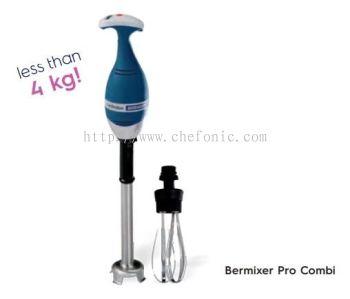 Bermixer Pro range