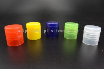 Choices of Colours for Flip Cap