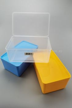 Sachet Container : 8681