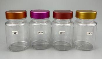 90ml Pharmaceutical Tablet / Capsule Bottles : 7638