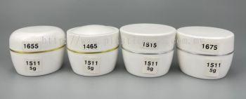 5g Cream Jar : 1511