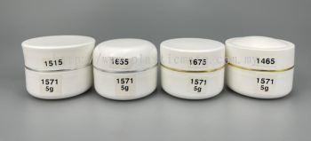 5g Cream Jar : 1571