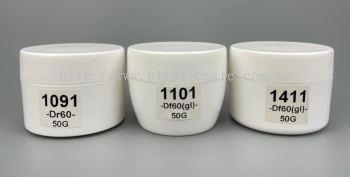 50g Cosmetic Jar : 1091 & 1101 & 1411