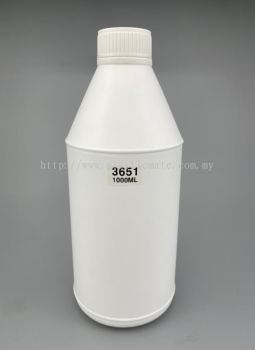 1 Litre Bottle for Chemical : 3651