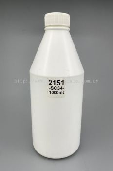 1 Litre Bottle for Chemical : 2151