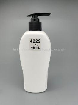 450ml Shampoo Pump : 4229