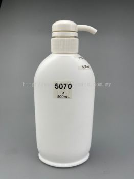 500ml Shampoo Pump : 5070
