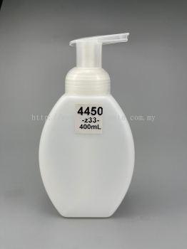 400ml Shampoo Pump : 4450