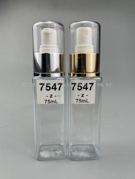 75ml Spray & Pump : 7547