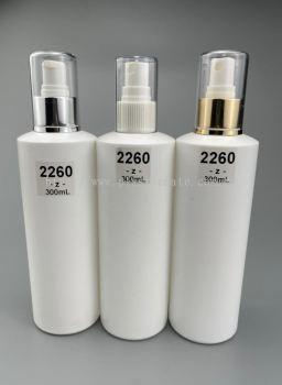 300ml Spray & Pump Bottle : 2260