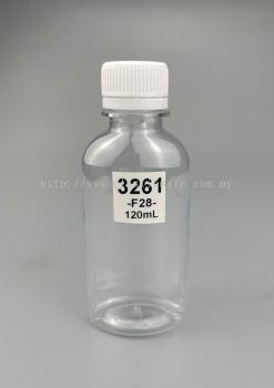 120ml Drinks Bottle : 3261