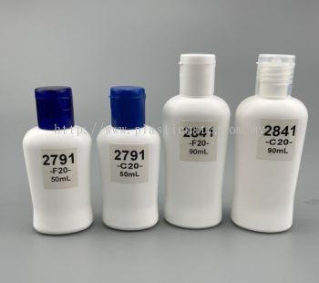 50-100ml Toner bottle : 2791 & 2841