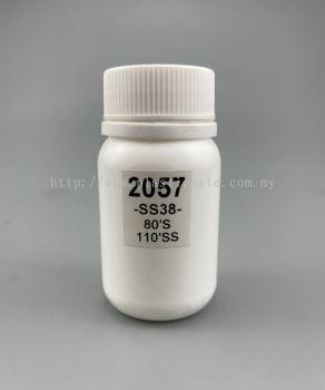 100ml Pharmaceutical Capsule & Tablet Bottle : 2057