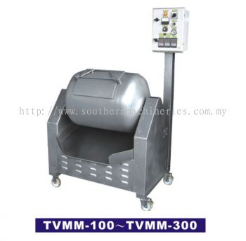 Vaccum Massaging Machine TVMM-20 ~ TVMM-300