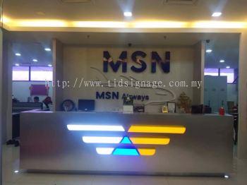 MSN airport