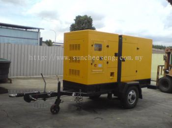 2 Wheel Trailer Type
