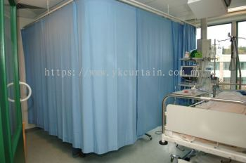 hospital-sliding-curtain-track-system