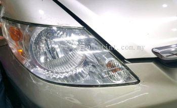 Headlamps Restoration