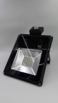 PIR LED Flood Light with Motion Sensor 30W