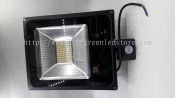 PIR LED Flood Light with Motion Sensor 50W
