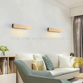 Indoor wall light