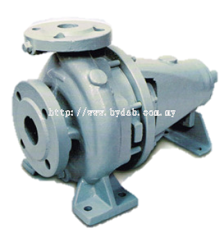 WEBSTER End-Suction Pump