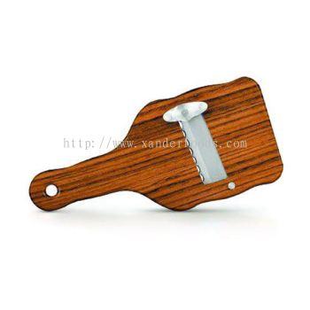 Wooden Truffle Slicer