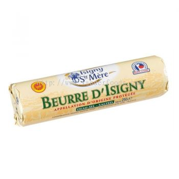 AOC Butter Roll Salted - Isigny